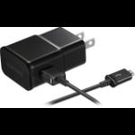 4XEM 4XSAMKITBK mobile device charger Black Indoor