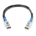 Hewlett Packard Enterprise 3800 0.5m Black signal cable