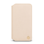 Moshi Overture mobile phone case Folio Beige