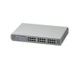 Allied Telesis AT-GS910/24 network switch Unmanaged Gigabit Ethernet (10/100/1000) Grey