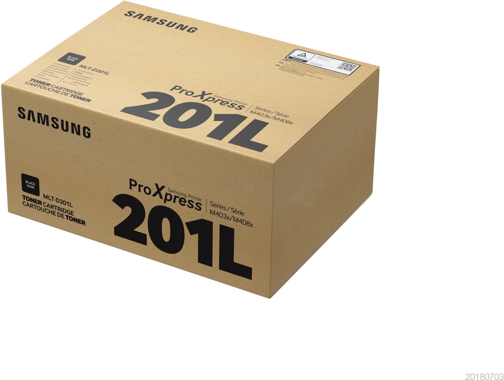 Samsung MLT-D201L Original Negro 1 pieza(s)