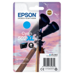 Epson C13T02W24010 (502XL) Ink cartridge cyan, 470 pages, 6ml