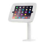 Griffin Kiosk Desk Stand iPad Wht/Gray Tablet Multimedia stand Grey,White - Tablet Not Included