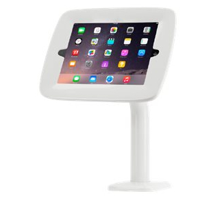 Griffin Kiosk Desk Stand iPad Wht/Gray