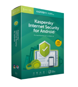Kaspersky Lab Internet Security for Android 2019 1 license(s) 1 year(s) German