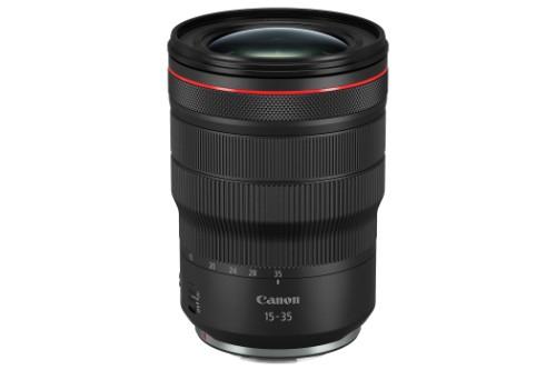 Canon RF 15-35mm F2.8 L IS USM SLR Standard zoom lens Black
