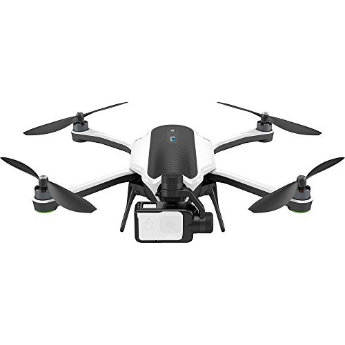 GoPro Karma camera drone Black,White 4 rotors 5100 mAh
