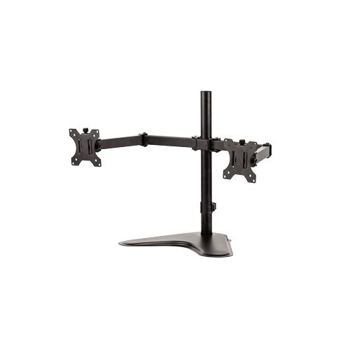 """Fellowes 8043701 flat panel desk mount 81.3 cm (32"""") Freestanding Black"""