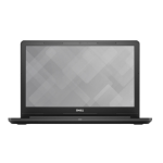 "DELL Vostro 3578 Black Notebook 39.6 cm (15.6"") 1366 x 768 pixels 2.2 GHz 8th gen Intel® Core™ i3 i3-8130U"