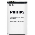 Philips ACC8100 Rechargeable battery Lithium-Ion (Li-Ion)