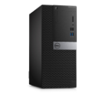DELL OptiPlex 5050 3.4GHz i5-7500 Mini Tower Black PC