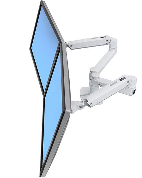 """Ergotron LX Series 45-491-216 monitor mount / stand 68.6 cm (27"""") White"""