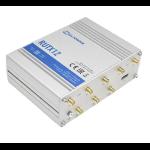 Teltonika RUTX12 wireless router Dual-band (2.4 GHz / 5 GHz) Gigabit Ethernet 3G 4G Silver