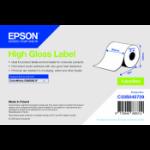 Epson C33S045729 printer label White