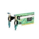 Brainboxes Universal Low Profile 2-Port RS232 PCI Card interface cards/adapter
