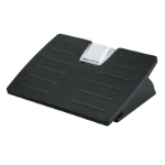 Fellowes 8035001 foot rest Black