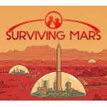 Paradox Interactive Surviving Mars video game PC/Mac/Linux Basic English