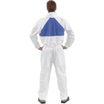3M BASIC PROTECTIVE COVERALL LARGE