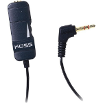 Koss VC20 Wired Black Remote Control