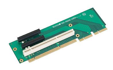 Riser Card 2u Rsc-r2uxe-x2e8