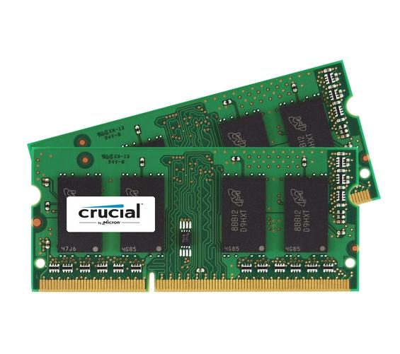 Crucial CT2C4G3S186DJM 8GB DDR3 1866MHz memory module