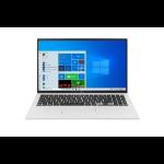 """LG Gram 15Z90P Notebook 15.6"""" 1920 x 1080 pixels 11th gen Intel® Core™ i5 8 GB LPDDR4x-SDRAM 256 GB SSD Wi-Fi 6 (802.11ax) Windows 10 Pro Silver"""