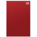 Seagate One Touch external hard drive 4000 GB Red