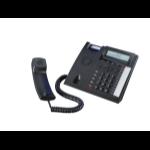 AGFEO T 18 Analog telephone Black