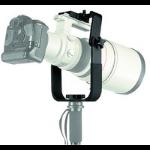 Manfrotto 393 Heavy Tele Lens tripod Black