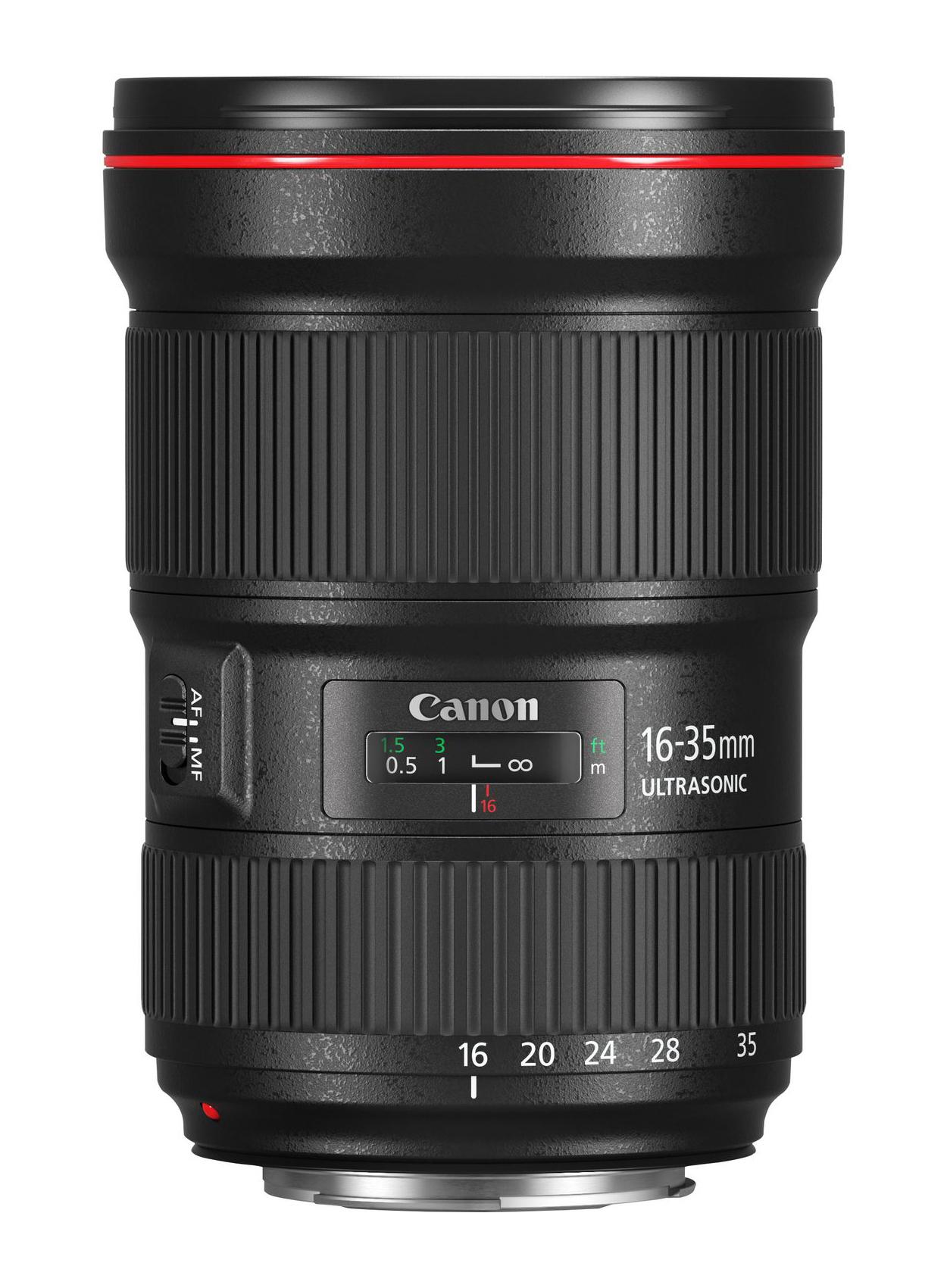 Canon EF 16-35mm f/2.8L III USM SLR Ultra-wide lens Black