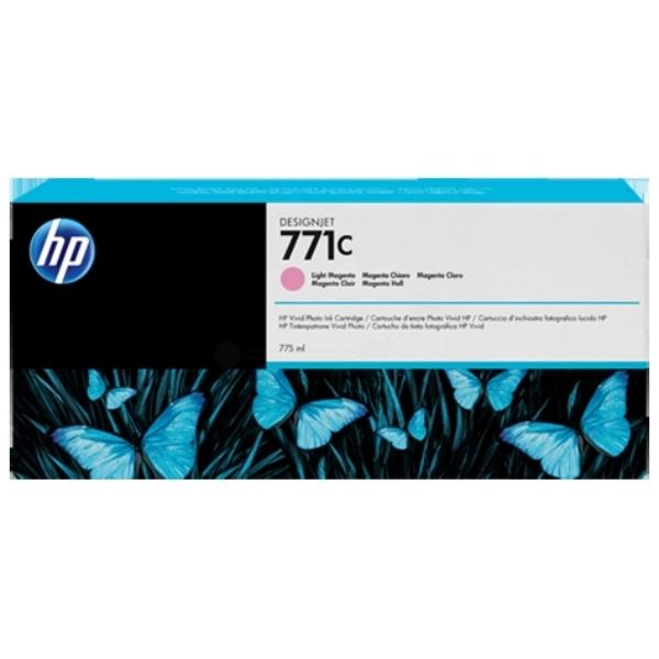HP B6Y11A (771C) Ink cartridge bright magenta, 775ml