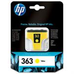 HP 363 Original Yellow 1 pc(s)