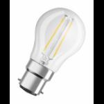 Osram LED Retrofit CL P 2.1W B22d A++ Warm white