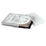 StarTech.com HDDSLEV25 storage drive case Sleeve case Silicone Transparent