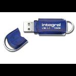 Integral COURIER 3.0 USB flash drive 128 GB USB Type-A 3.2 Gen 1 (3.1 Gen 1) Blue,Silver