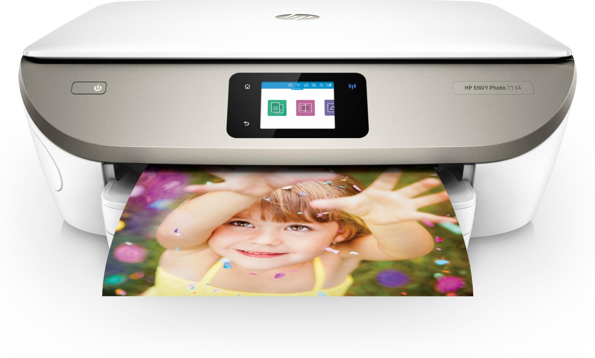 HP ENVY 7134 Thermal Inkjet 14 ppm 4800 x 1200 DPI A4 Wi-Fi