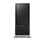 "AG Neovo DF-55 139.7 cm (55"") LED Full HD Double sided totem Black"