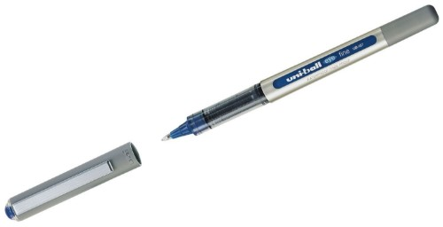 Uni-Ball UB-157 Stick pen Blue 12 pc(s)