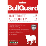 BullGuard Internet Security 2019 1Year/3 Device 10 Pack Multi Device Retail Licence English