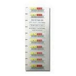 Quantum 3-04307-11 barcode label White