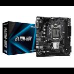 Asrock H410M-HDV motherboard Intel H410 LGA 1200 micro ATX