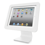 Maclocks iPad Kiosk White tablet security enclosure