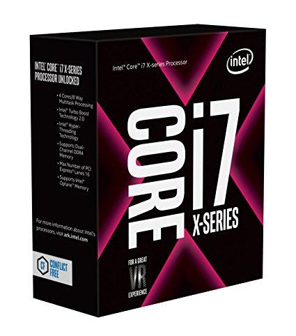 Intel Core i7-9800X processor 3.8 GHz Box 16.5 MB Smart Cache
