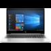"HP ProBook 455R G6 Notebook Zilver 39,6 cm (15.6"") 1920 x 1080 Pixels AMD Ryzen 3 4 GB DDR4-SDRAM 128 GB SSD Wi-Fi 5 (802.11ac) Windows 10 Pro"