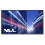 "NEC MultiSync X754HB - 75"" - LED Full HD - 16:9 - Black - High Brightness - Public Display"