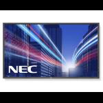 "NEC MultiSync X754HB Digital signage flat panel 75"" LED Full HD Black"
