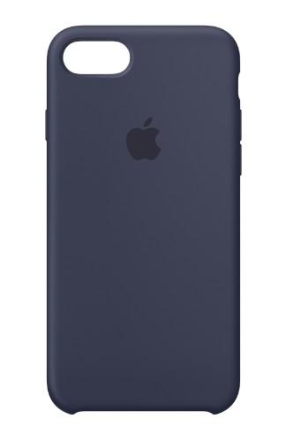 """Apple MQGM2ZM/A mobile phone case 11.9 cm (4.7"""") Skin case Blue"""