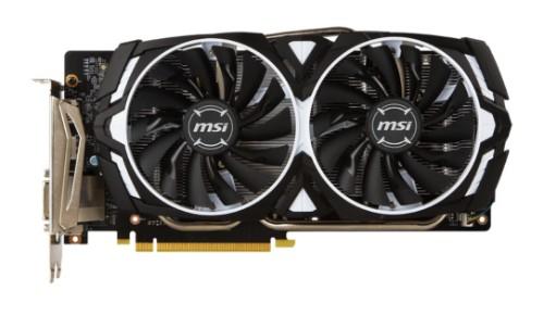 MSI V328-023R graphics card GeForce GTX 1060 6 GB GDDR5