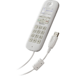 POLY Calisto P240 DECT telephone handset White