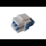 Microconnect FIBLCMKEY keystone module